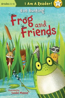 Frog and Friends Cover