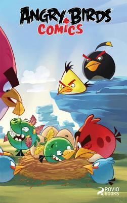 Angry Birds Comics Volume 2: When Pigs Fly Cover Image