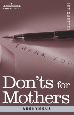 Don'ts for Mothers Cover Image