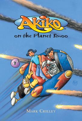 Akiko on the Planet Smoo Cover
