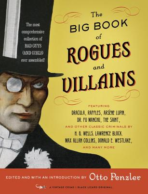 The Big Book of Rogues and Villains Cover Image