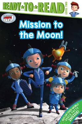 Mission to the Moon! (Ready Jet Go!) Cover Image