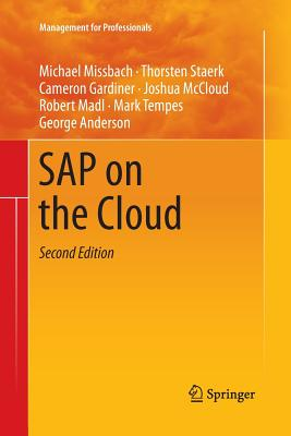 SAP on the Cloud (Management for Professionals) Cover Image