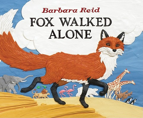Fox Walked Alone Cover