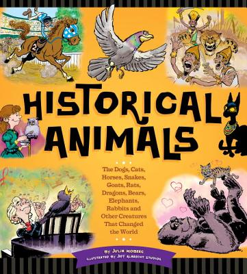Cover for Historical Animals