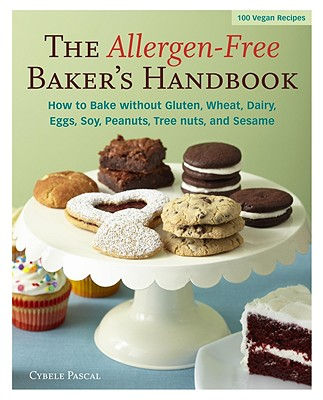 The Allergen-Free Baker's Handbook Cover