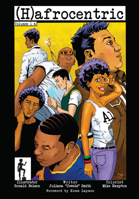 (H)afrocentric Comics: Volumes 1–4 Cover Image