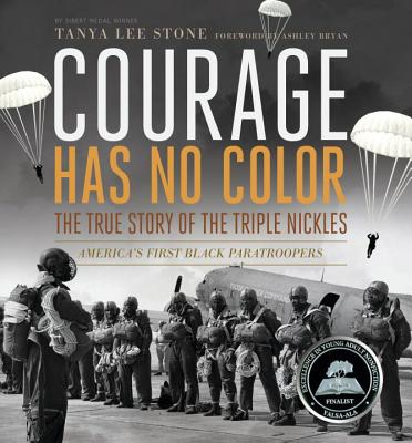 Courage Has No Color Cover