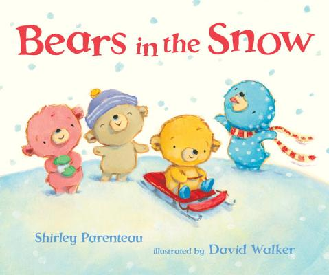 Cover for Bears in the Snow (Bears on Chairs)