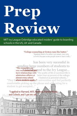 Prep Review Cover