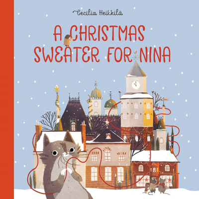 A Christmas Sweater for Nina Cover Image