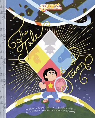 Steven Universe: The Tale of Steven Cover Image