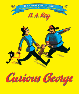 Curious George: 75th Anniversary Edition Cover Image
