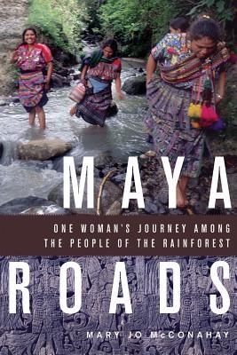 Maya Roads Cover