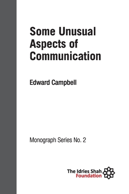 Some Unusual Aspects of Communication: ISF Monograph 2 Cover Image