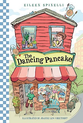 The Dancing Pancake Cover