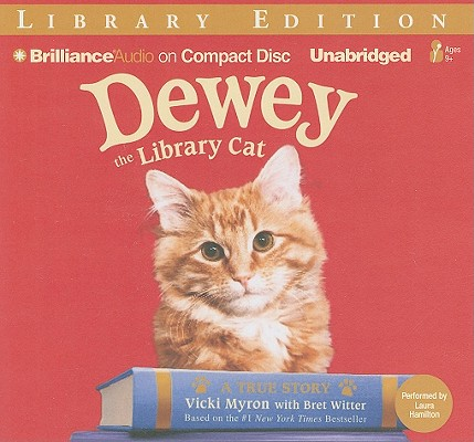 Dewey the Library Cat: A True Story Cover Image