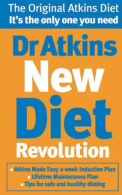 Dr Atkins New Diet Revolution (Newedition) Cover Image