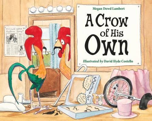 A Crow of His Own Cover Image