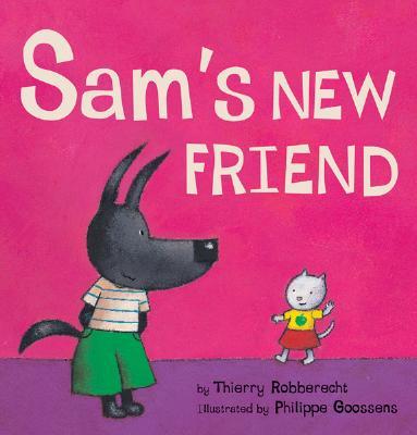 Sam's New Friend Cover