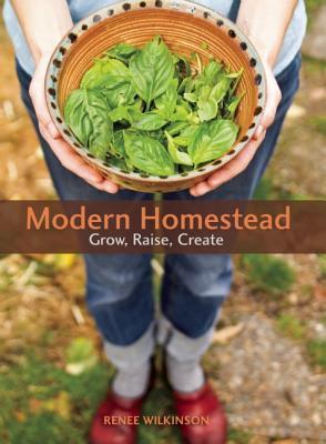 Modern Homestead Cover