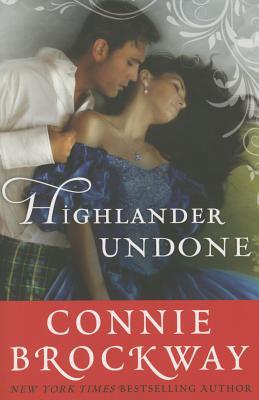 Highlander Undone Cover Image