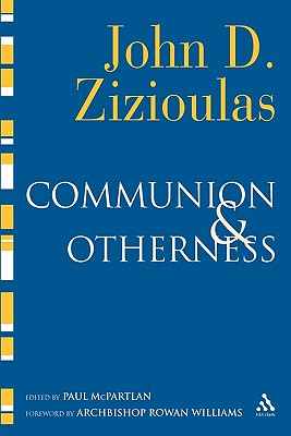 Communion and Otherness Cover