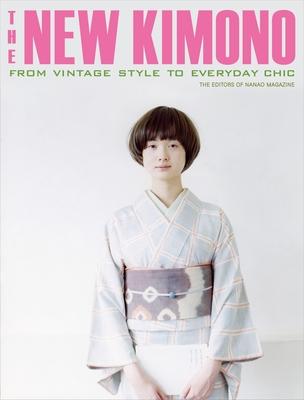 Cover for The New Kimono