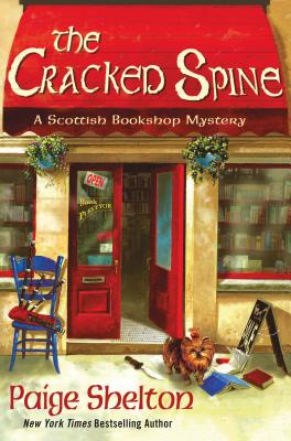 The Cracked Spine: A Scottish Bookshop Mystery Cover Image