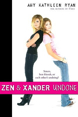 Zen and Xander Undone Cover
