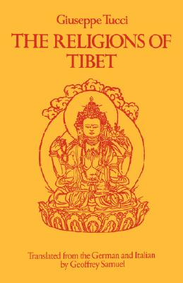 Cover for The Religions of Tibet