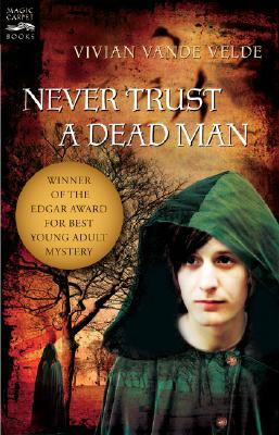Never Trust a Dead Man Cover