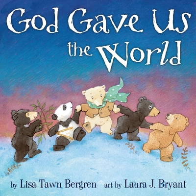 God Gave Us the World Cover
