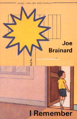Joe Brainard Cover