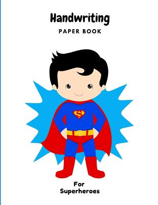 Handwriting Paper Book Cover Image
