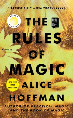 The Rules of Magic: A Novel (The Practical Magic Series #2) Cover Image