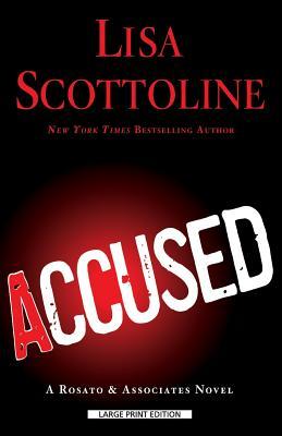 Accused (Rosato & Associates Novels) Cover Image