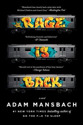 Rage Is Back Cover Image