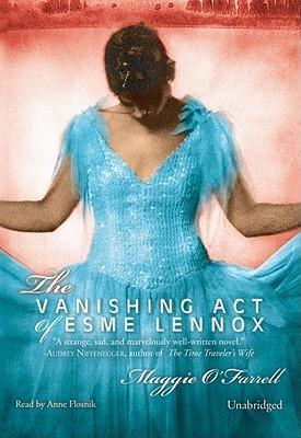 The Vanishing Act of Esme Lennox Cover