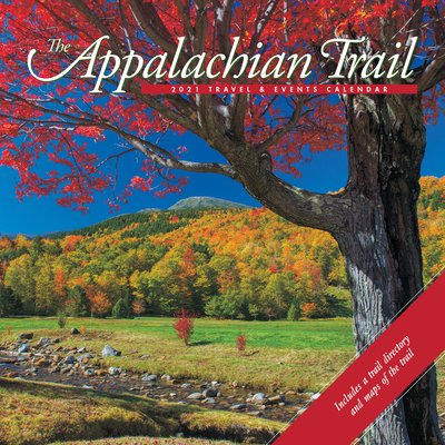Appalachian Trail 2021 Wall Calendar Cover Image