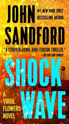 Shock Wave (A Virgil Flowers Novel #5) Cover Image