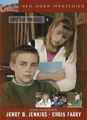 Instant Menace (Red Rock Mysteries #9) Cover Image