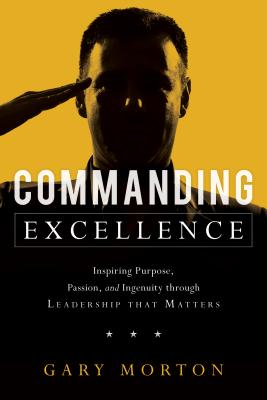 Cover for Commanding Excellence