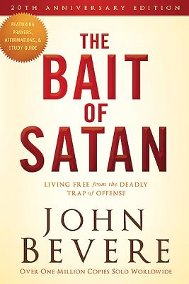 The Bait of Satan: Living Free from the Deadly Trap of Offense Cover Image