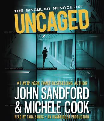 Uncaged (The Singular Menace, 1) Cover Image