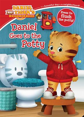 Daniel Goes to the Potty (Daniel Tiger's Neighborhood) Cover Image