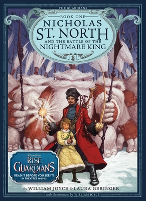Nicholas St. North and the Battle of the Nightmare King Cover