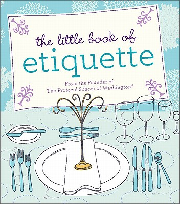 The Little Book of Etiquette (RP Minis) Cover Image