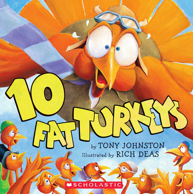 10 Fat Turkeys Cover Image