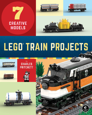 LEGO Train Projects: 7 Creative Models Cover Image